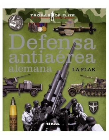 Defensa antiaérea alemana....