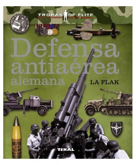 Defensa antiaérea alemana. La Flak