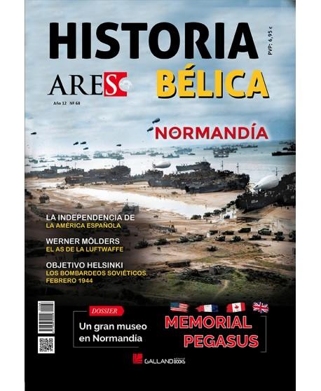 Revista Historia Bélica Ares nº 68