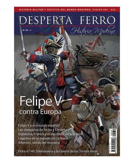 Felipe V contra Europa