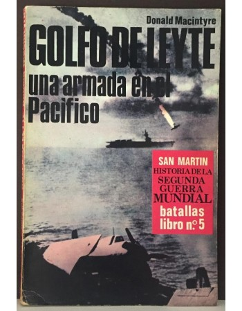 Batalla del Golfo de Leyte:...