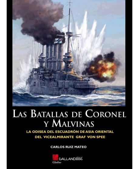 Las Batallas de Coronel y Malvinas