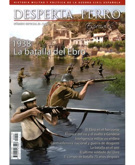1938, la batalla del Ebro