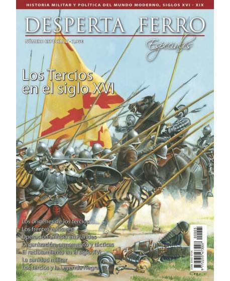 Los Tercios (I). Siglo XVI