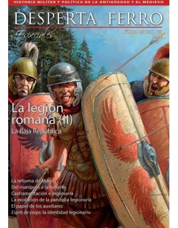 La legión romana (II) - La...
