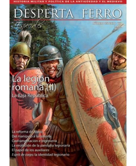 La legión romana (II) - La Baja República