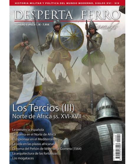 Tercios (III) - Norte de África