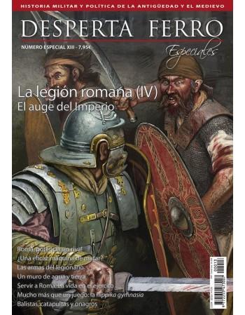 La legión romana (IV). El...