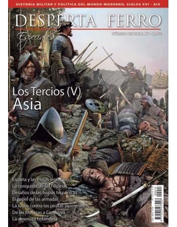 Los Tercios (V). Asia, ss....