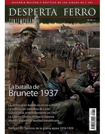 La batalla de Brunete 1937