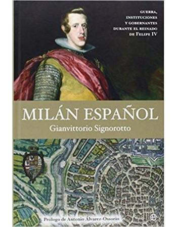 Milán español guerra,...