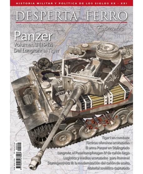 Panzer volumen 3 (1942). Del Langrohr al Tiger