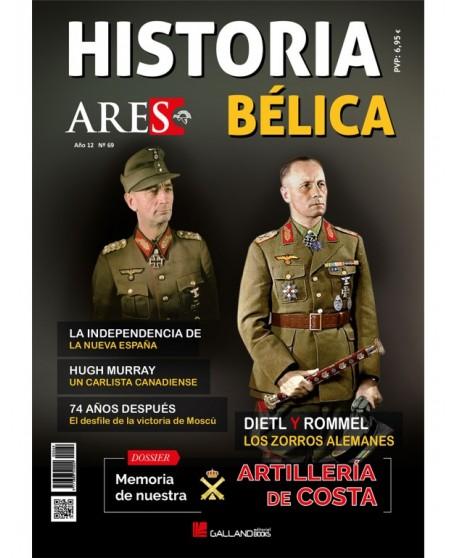 Revista Historia Bélica Ares Nº 69