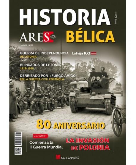 Revista Historia Bélica Ares Nº 70