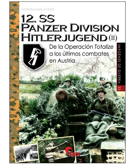 IG 33 12. SS PANZERDIVISION HJ vol. II