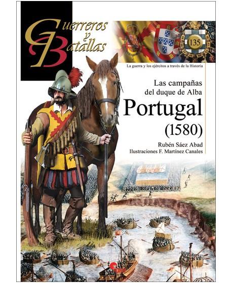 GB 135 Las campañas del duque de Alba. Portugal