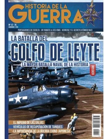 Historia de la Guerra nº 12...