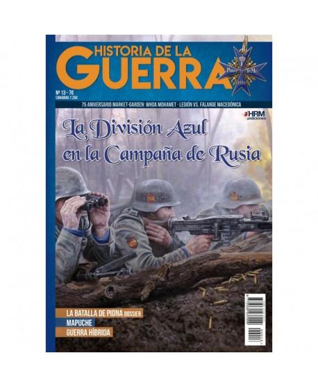Historia de la Guerra nº 13 La División Azul en la campaña de Rusia