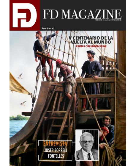 FD Magazine Nº 12: V centenario de la vuelta al mundo