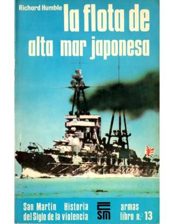 La flota de alta mar japonesa