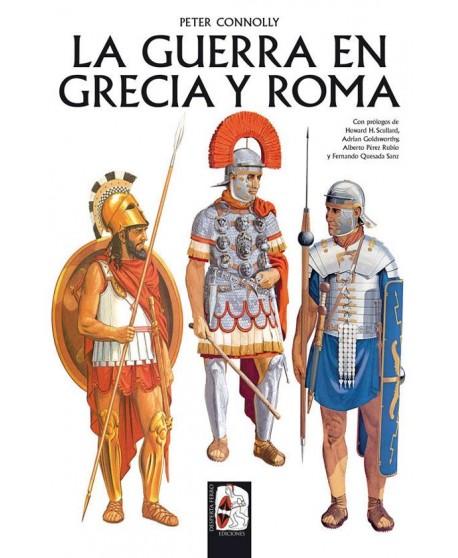 La guerra en Grecia y Roma (rústica)