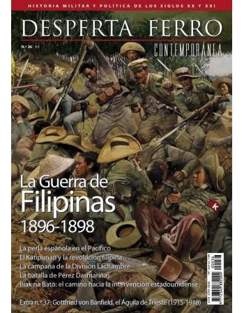 La Guerra De Filipinas...