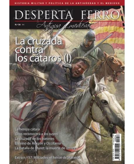 La cruzada contra los cátaros (I) 1209-1215
