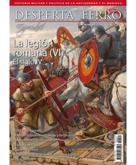 La legión romana (VI). El siglo IV