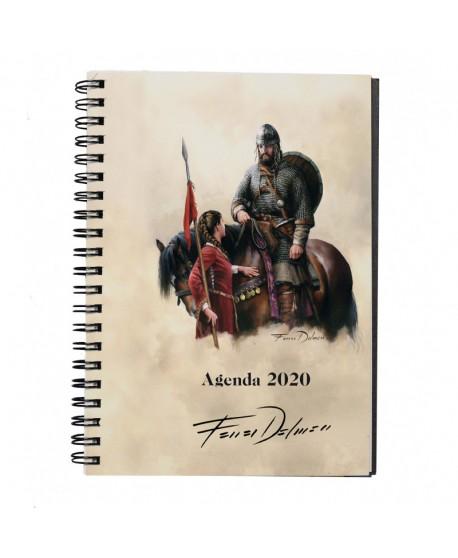 copy of Augusto Ferrer-Dalmau. El pintor de batallas