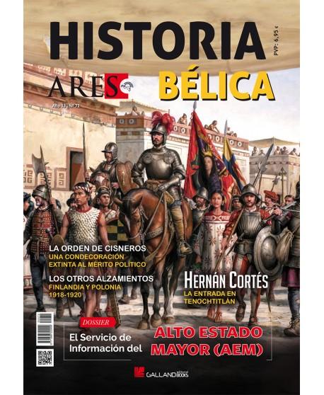 Revista Historia Bélica Ares Nº 72