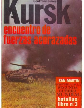 Kursk: Encuentro de fuerzas...