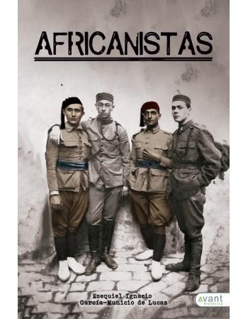 Africanistas, oficiales de...