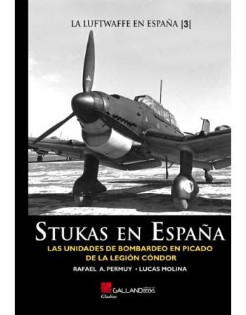 Stukas en España