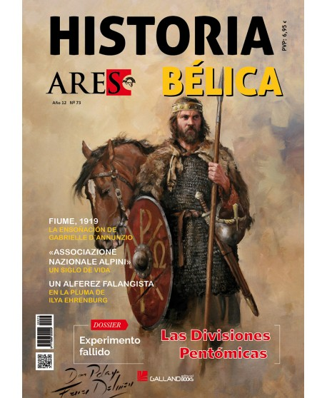 Revista Historia Bélica Ares Nº 73
