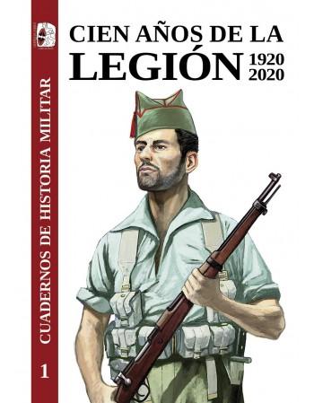 Cien años de la Legión:...