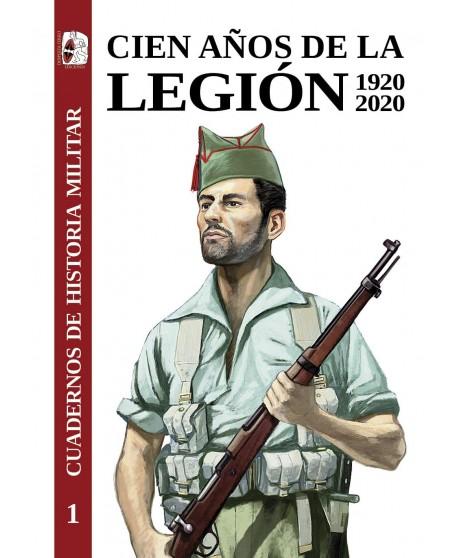 Cien años de la Legión: 1920-2020