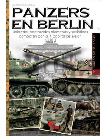 Panzers en Berlín: unidades...
