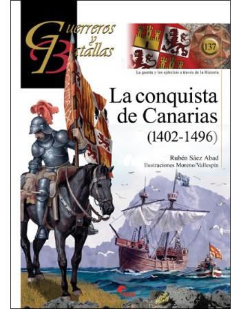 La conquista de Canarias...