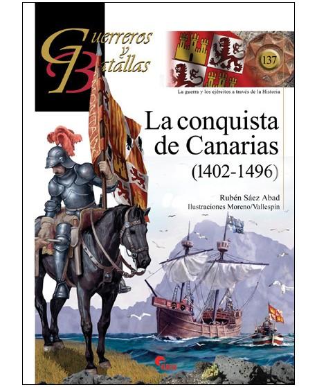La conquista de Canarias 1402-1496