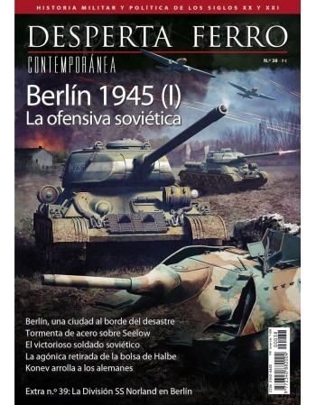 Berlín 1945 (I) La ofensiva...