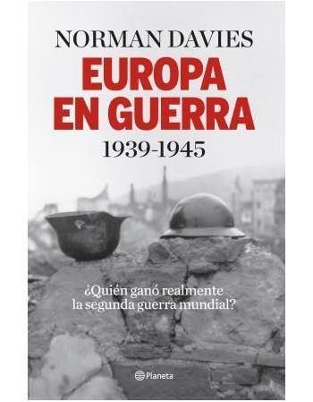 Europa en guerra 1939-1945...