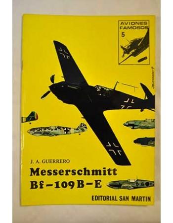 Messerschmitt BF-109 B-E
