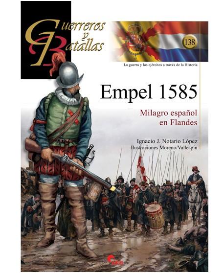 Empel 1585: Milagro español en Flandes