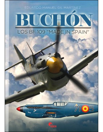 "BUCHON Los Bf 109 ""Made in..."