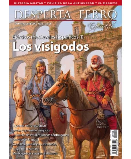 Ejércitos medievales hispánicos (I). Los visigodos