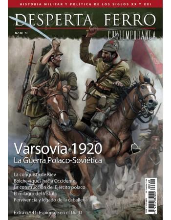 Varsovia 1920. La Guerra...