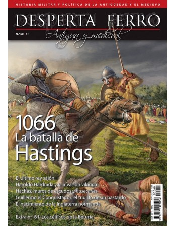 1066. La batalla de Hastings
