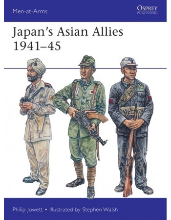 Japan's Asian Allies 1941–45