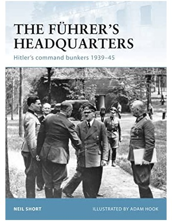 The Führer's Headquarters...