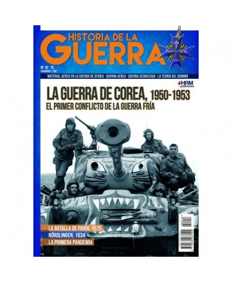 Historia de la Guerra nº 18: La guerra de Corea, 1950-1953